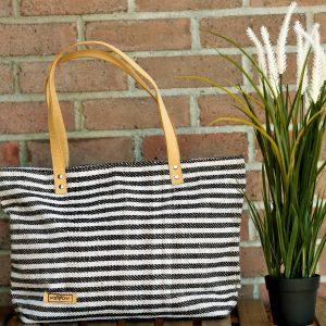 woven design canada: Tote Bag